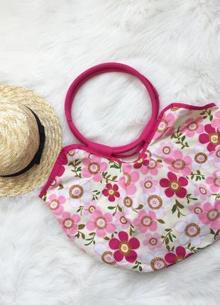 Сумка, пляжная сумка, сумка mary kay, сумка с кошельком