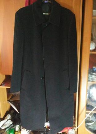 Пальто мужское классическое на осень качество на высоте