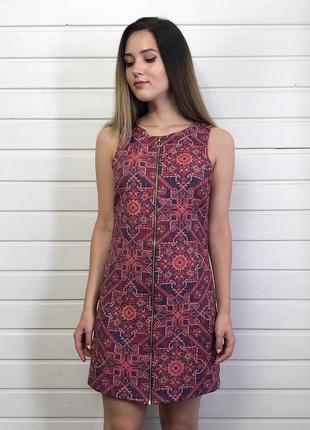Платье а-силуэта new look