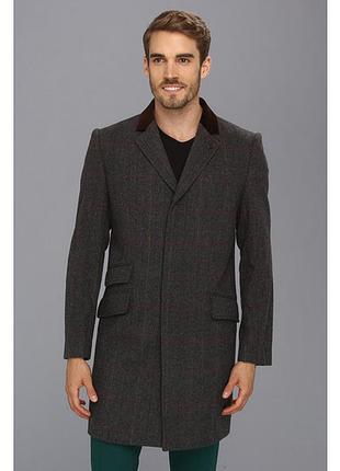 Мужское классическое пальто marks&spencer