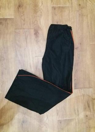 Спортивные утепленные штаны nike