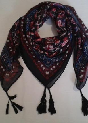 Платок orsay осенний шарф хустина