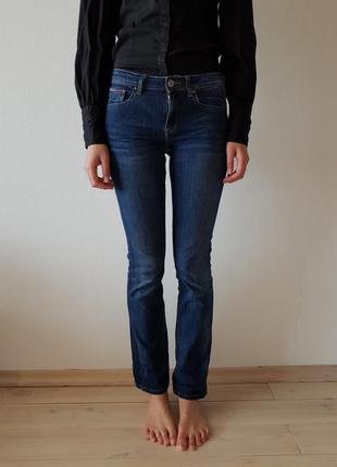 Прямые джинсы tommy hilfiger