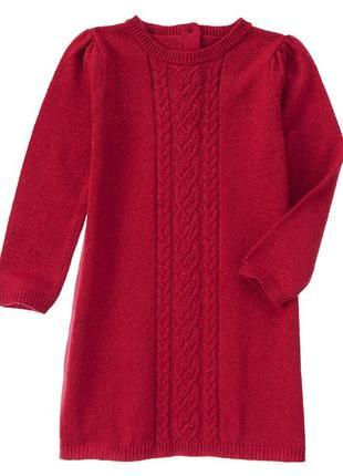 Теплое платье crazy8, размер 2т