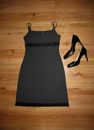 Платье в бельевом стиле с кружевом, плаття сукня вечернее коктейльное нарядное