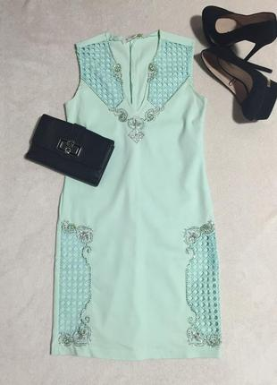 Нарядное платье размер 38 или м