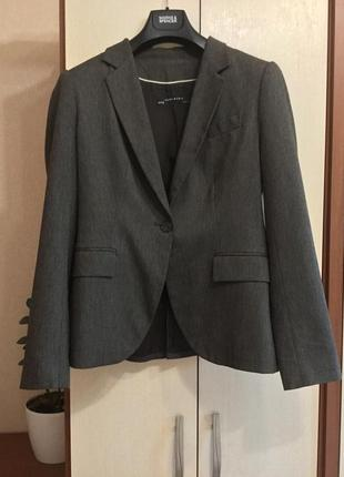 Деловой пиджак zara