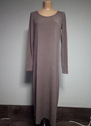 Невероятное длинное и теплое платье ,только для тебя красавица