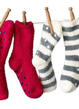 Немецкие плюшевые носки.тсм чибо.германия.35-38