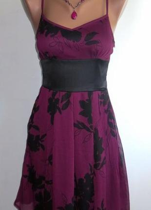 Стильный сарафан-платье от h&m размер: 42-s