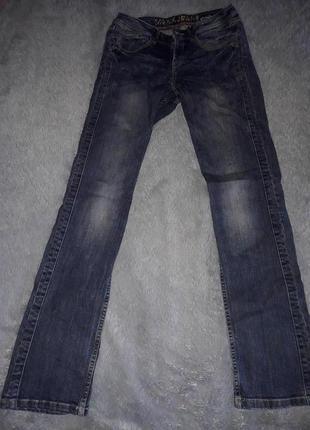 Прямые джинсы mexx