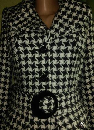Красивое шерстяное пальто4