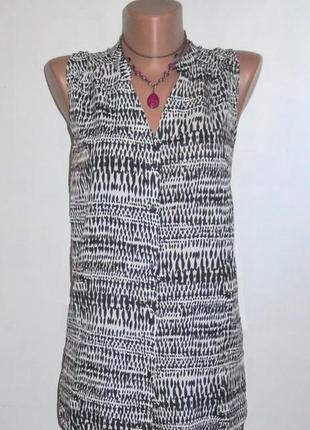 Блуза от h&m идеальна для базового гардероба размер: 48-m, l