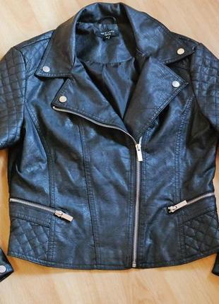 Стильная куртка-косуха new look
