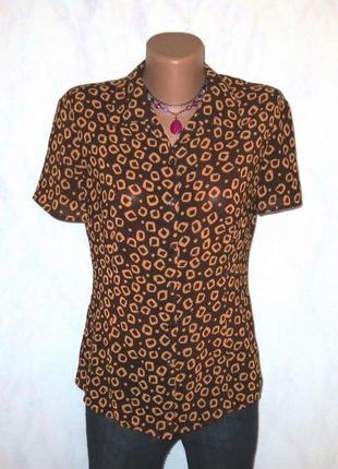 Стильная блуза от etab157 размер: 44-s