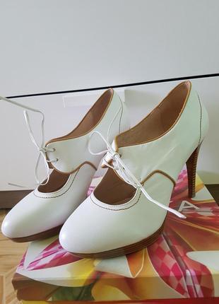 Туфли ботинки braska