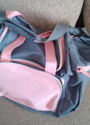 Спортивная сумка от yves rocher