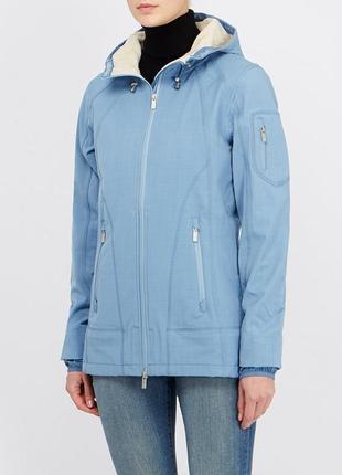 Ilse jacobsen софтшел пальто  куртка из softshell  ilse jacobsen качество!!!