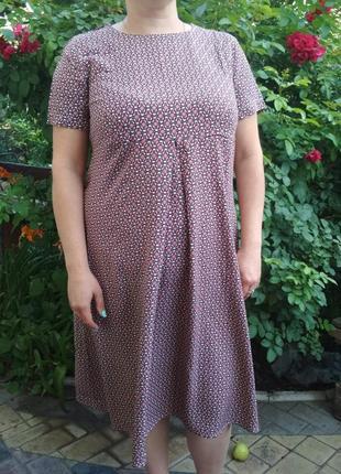 Новые легкие платья из штапеля2 фото
