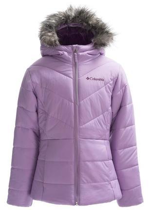 Зимняя куртка columbia оригинал на девочку подростка 14-16 лет рост 164 см 45d8f755c58