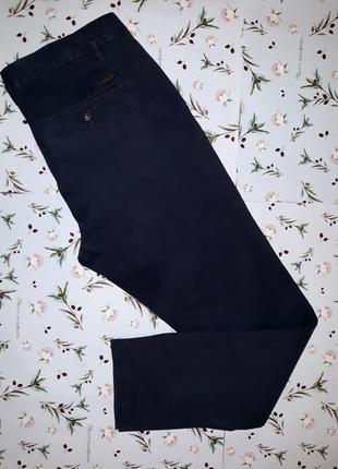 Повседневные брюки в стиле кэжуал river island, заужены к низу, размер 48-50