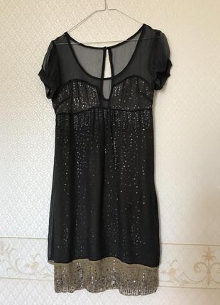 Платье c'n'c costume national (италия)