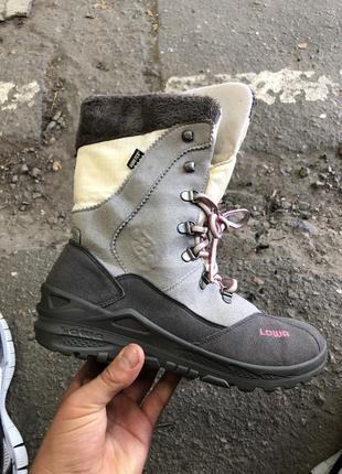 Lowa gore-tex , сапоги ботинки зимние