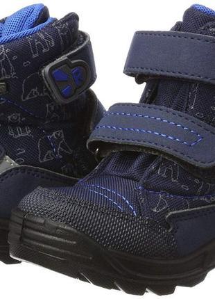 Ботинки сапоги richter с simpatex 22р 14,5 стелька