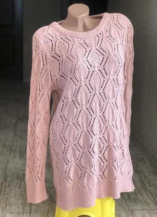 Свитер туника платье