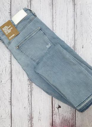 Круті джинси скіни від h&m