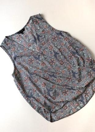 Цветочная блуза new look