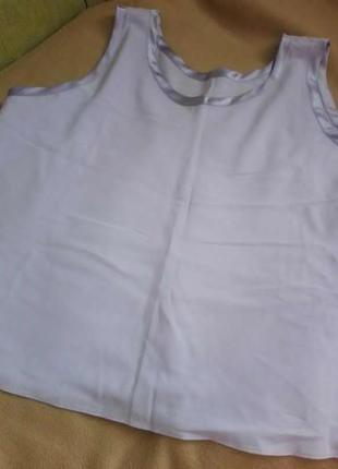 Блуза нежно фиолетового цвета от berkertex