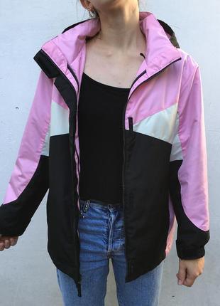 Очень крутая осенняя куртка, размер с