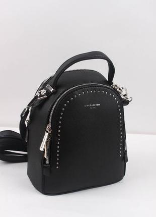 Рюкзак david jones  черный