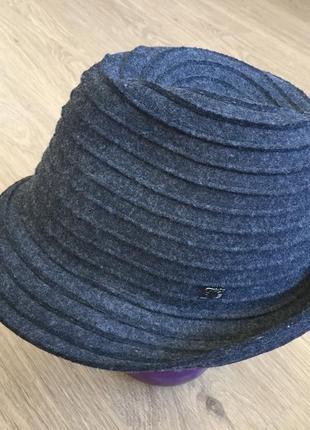 Фетровая шляпка john galliano