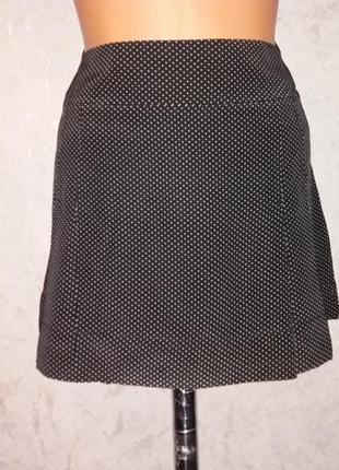 Фирменная юбка 100% шёлк