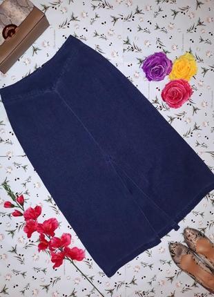Джинсовая юбка next, размер 44-46
