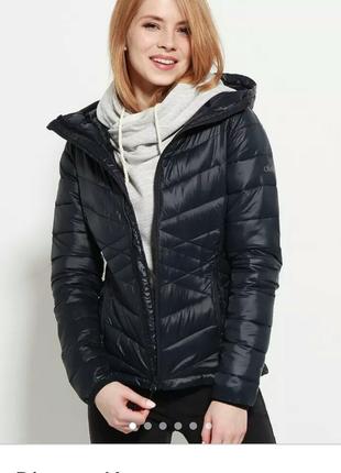 Утепленная куртка diverse, новая, дешево.