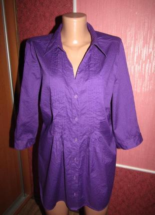 Блуза большой р-р 18-20 сост новой canda