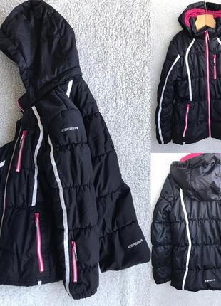 Термо курточка icepeak в идеале 9-10 лет