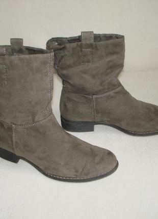 Демисезонные ботинки бренд graceland