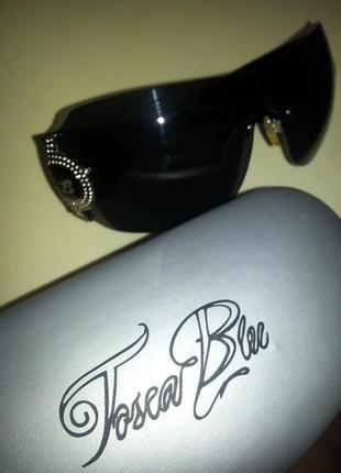 Дизайнерские очки tosca blu с кристаллами  swarovski