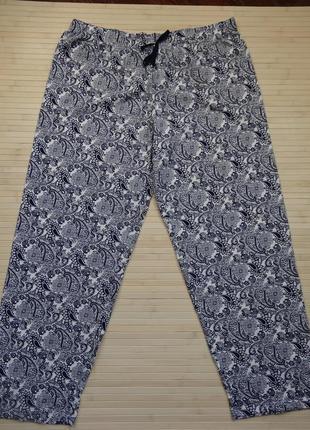 Пижамные брюки большого размера love to lounge