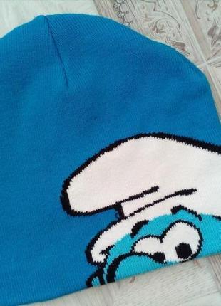 Двойная шапочка h&m 3-5 лет