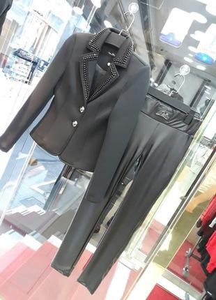 Женский костюм philipp plein от zanardi