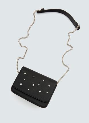Новая сумка кроссбоди pull&bear