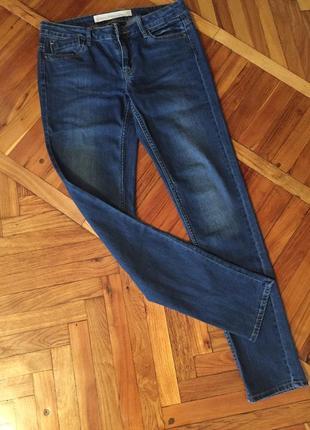 Крутые универсальные джинсы скинни next
