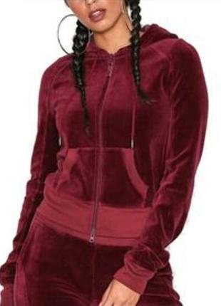 Велюровый костюм puma fenty.