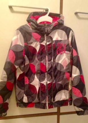 Горнолыжная сноубордическая термо куртка rip curl