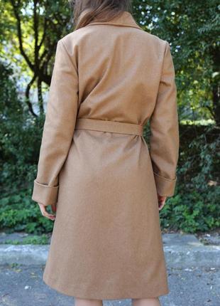 Пальто шерсть2 фото